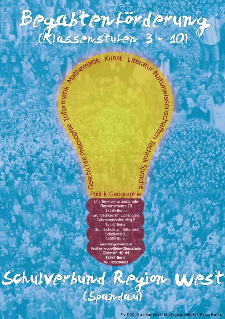 Poster Schulverbund West