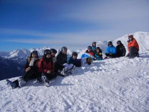 Skifortgeschrittene 1