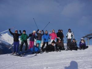 Skifortgeschrittene 2