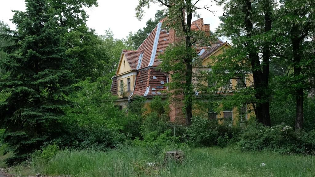 Das Haus des sowjetischen Kommandanten