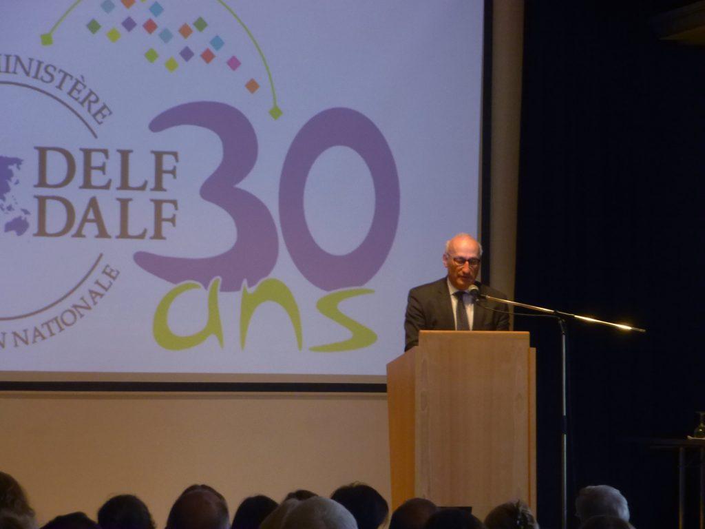 Ansprache seiner Exzellenz, Herrn Philipp Etienne