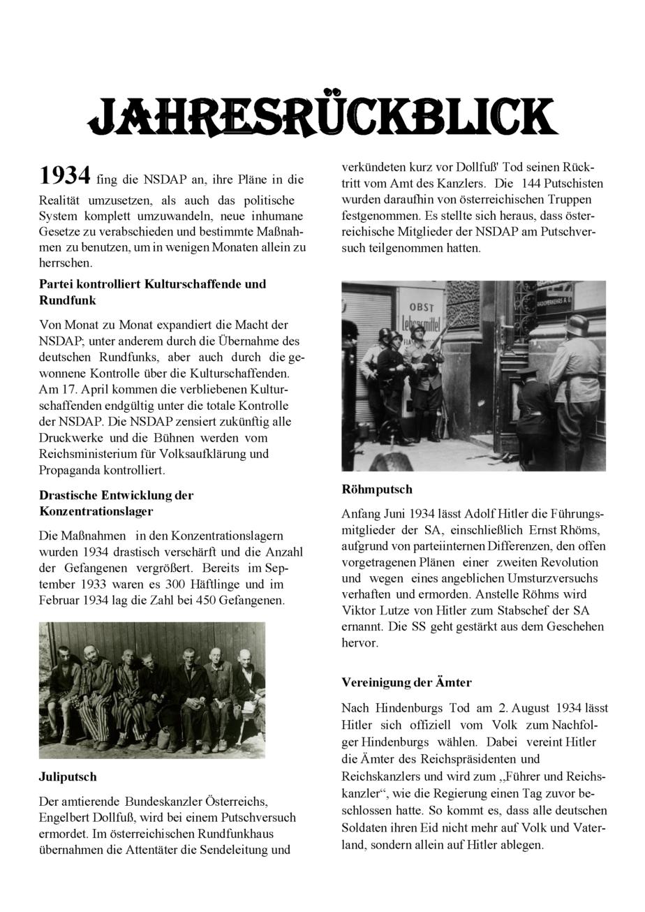1934 Jahreschronik - Antonia - Madina_Seite_1